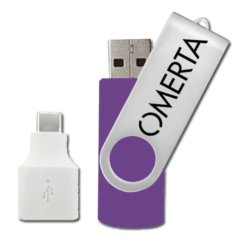 Omerta Smartphone Recovery Drive