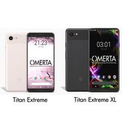 Titan Extreme & Extreme XL - 1st Generation Flagship Encrypted Smartphone