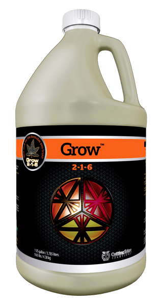 Cutting Edge Grow 2-1-6™ - AllUNeedGardenSupply