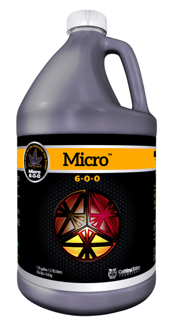 Cutting Edge Micro 6-0-0™ - AllUNeedGardenSupply