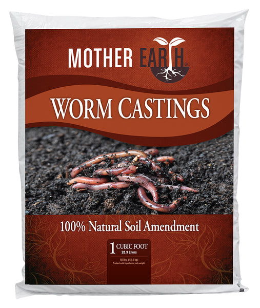 Mother Earth® Worm Castings (50 plt)