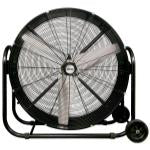 Hurricane Pro Heavy Duty Adjustable Tilt Drum Fan 42 in*