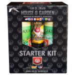 House and Garden Aqua Flakes Starter Kit (4/Cs)