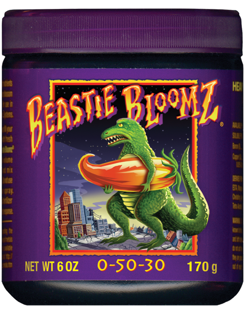 BEASTIE BLOOMZ® SOLUBLE FERTILIZER Fox Farm