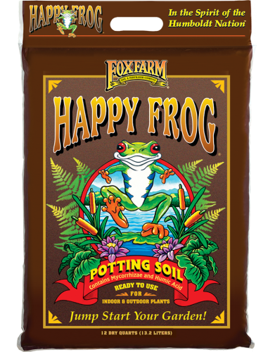 Happy Frog® Potting Soil In the Spirit of the Humboldt Nation - AllUNeedGardenSupply