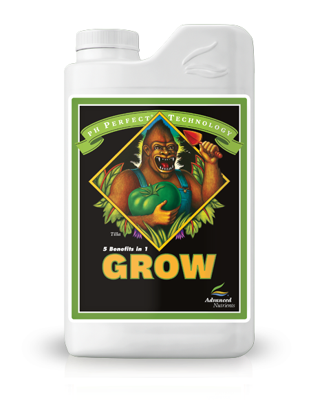 pH Perfect® Grow Advanced Nutrients - AllUNeedGardenSupply