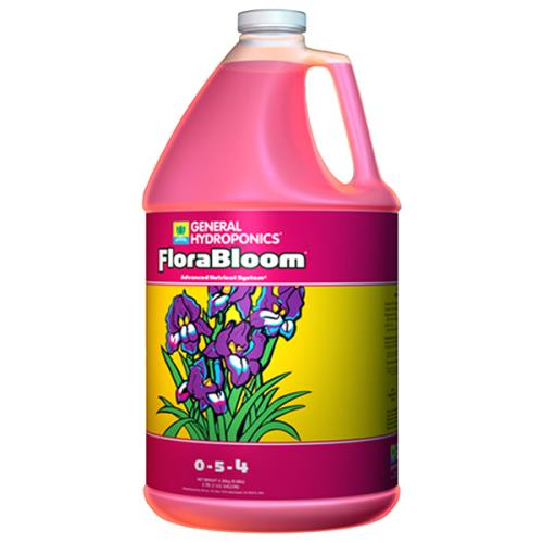 General Hydroponics® FloraBloom® 0 - 5 - 4 - AllUNeedGardenSupply