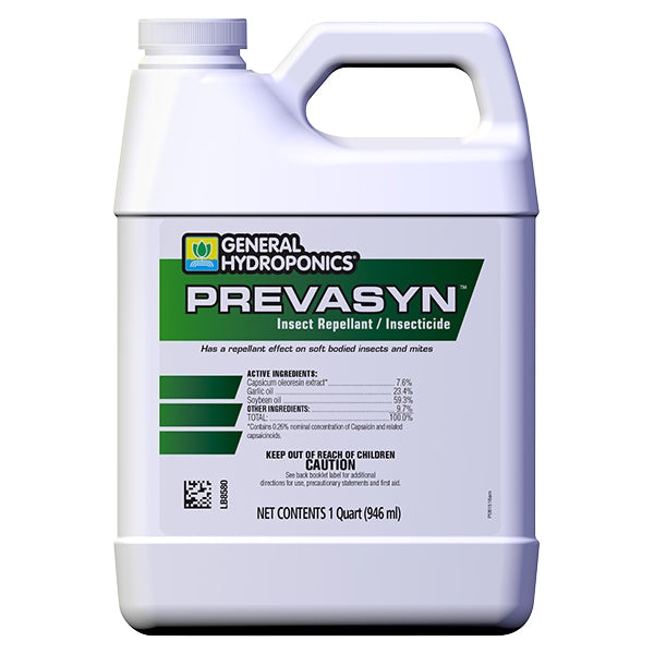 General Hydroponics® Prevasyn™ Insect Repellant/Insecticide - AllUNeedGardenSupply