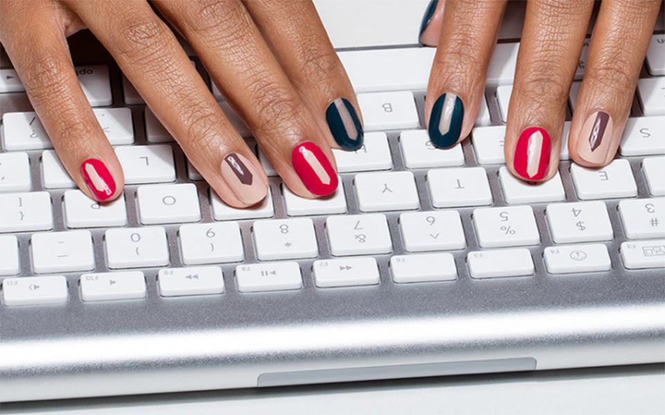 Polished Impression: Choose the Right Nail Colour For Your Job Interview