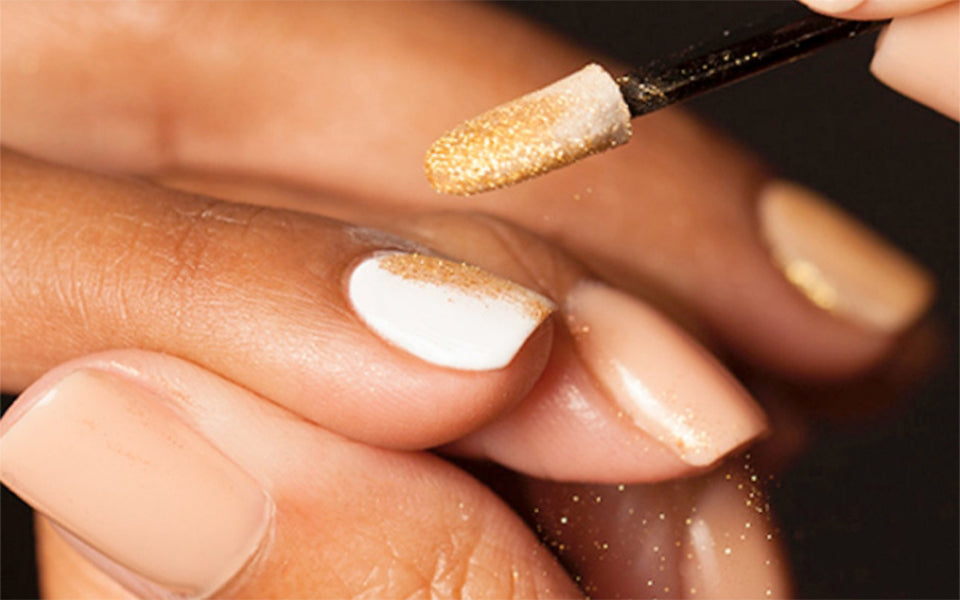 Captivate in Chrome: How to Master OPIs New Nail Toppers!