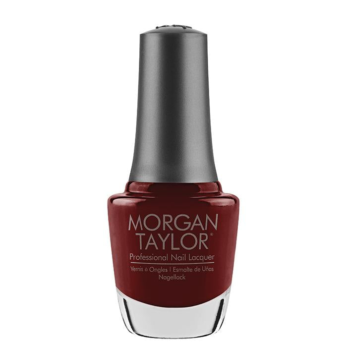 Morgan Taylor Nail Polish Angling For A Kiss (15ml)