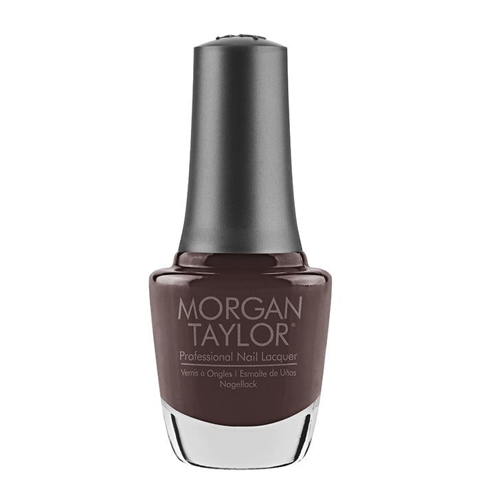 Morgan Taylor Nail Polish Caviar On Ice (15ml)