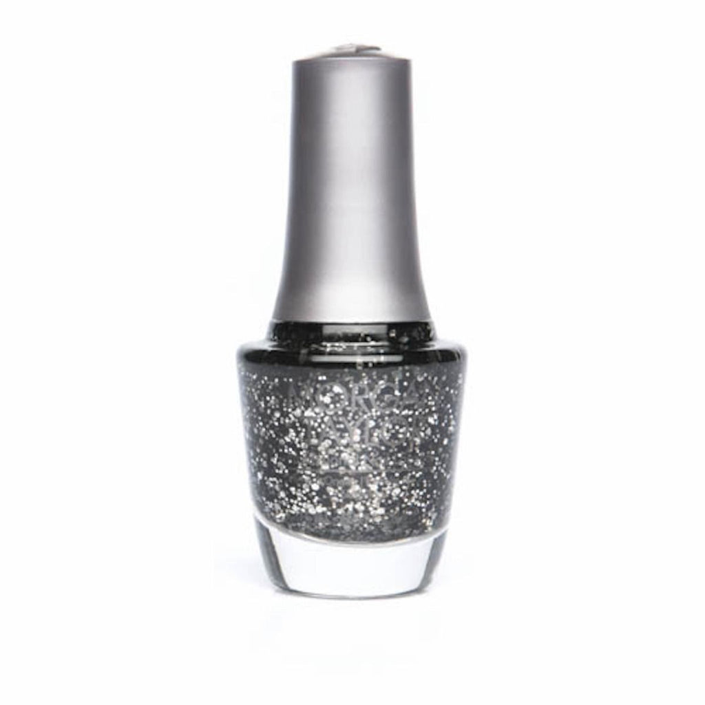 Morgan Taylor Nail Polish Better in Leather 15ml