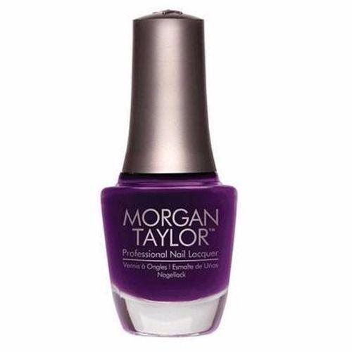 Morgan Taylor Nail Polish Plum Tuckered Out 15ml