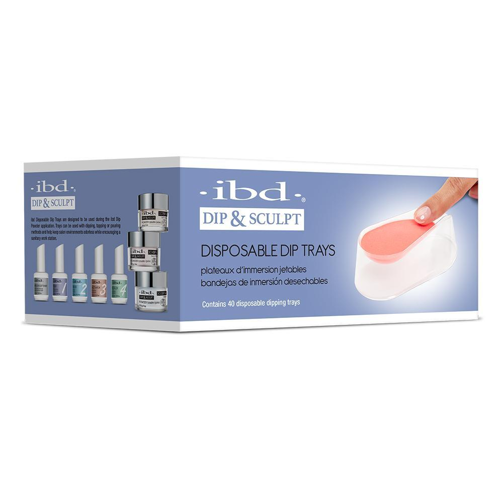 IBD Disposable Dip Trays (40 Pack)