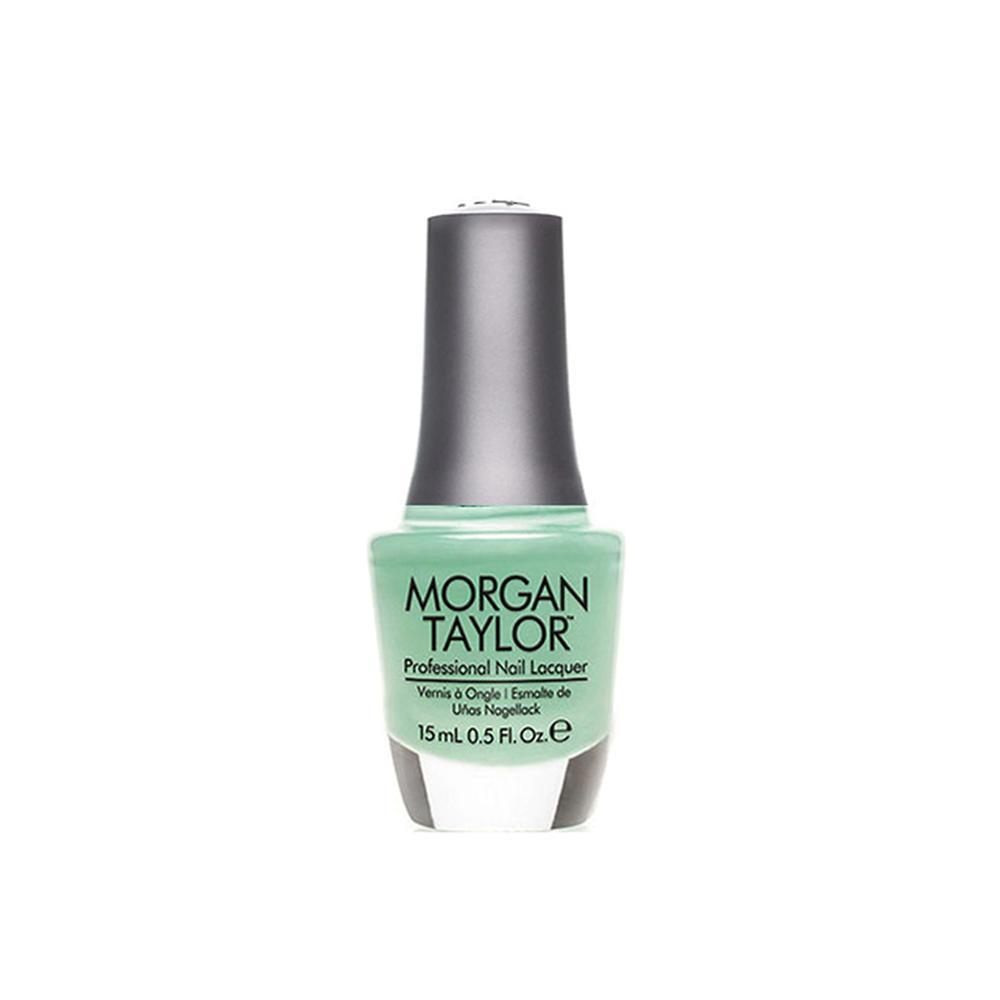 Morgan Taylor Nail Polish A Mint of Spring (15ml)