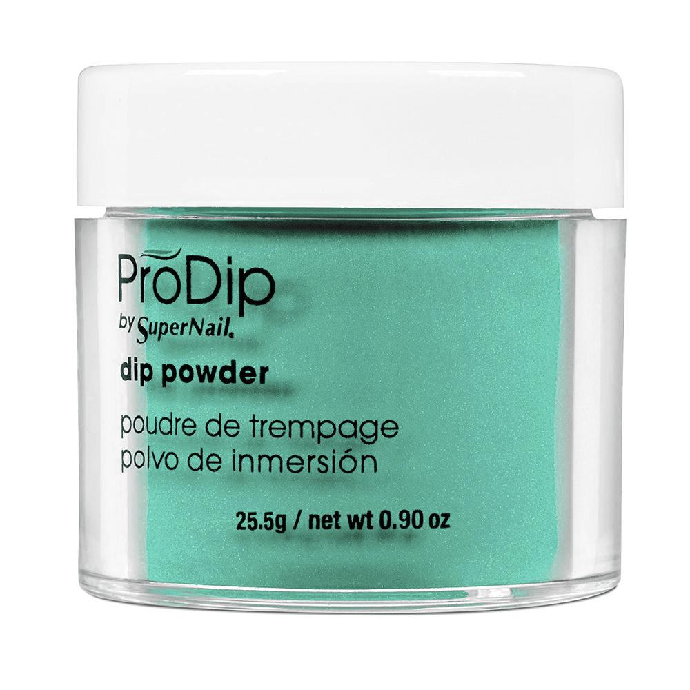 ProDip by SuperNail Nail Dip Powder - Jubilant Jade (25g)