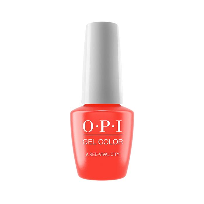 OPI GelColor GCL22 A Red-vival City (15ml)