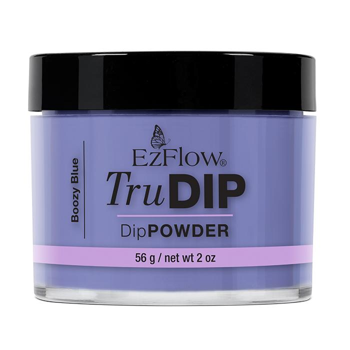 EzFlow TruDip Nail Dipping Powder - Boozy Blue (56g)