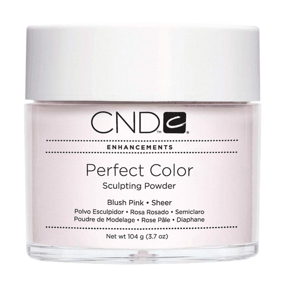 CND Perfect Color Sculpting Powder Blush Pink Sheer (104g)