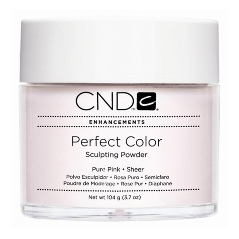 CND Perfect Color Sculpting Powder Pure Pink Sheer (104g)