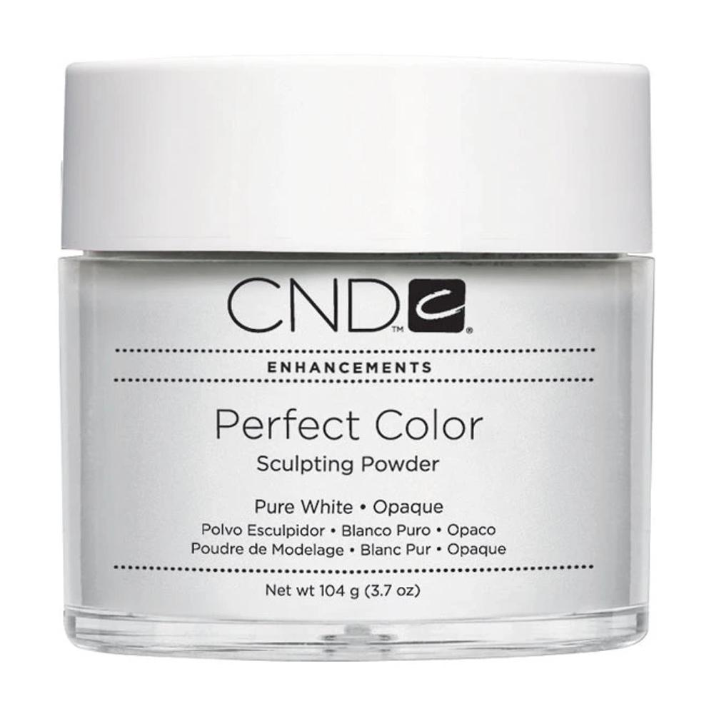 CND Perfect Color Sculpting Powder Pure White Opaque (104g)