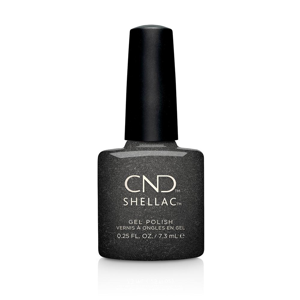 CND Shellac Powerful Hematite (7.3ml)