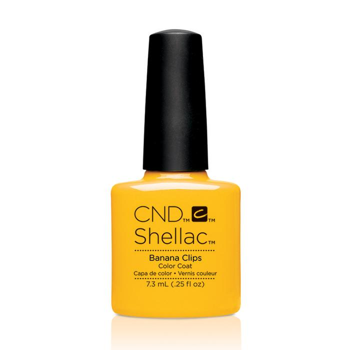 CND Shellac Banana Clips 7.3ml