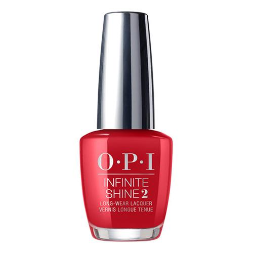 OPI Infinite Shine ISLZ13 Color So Hot It Berns (15ml)