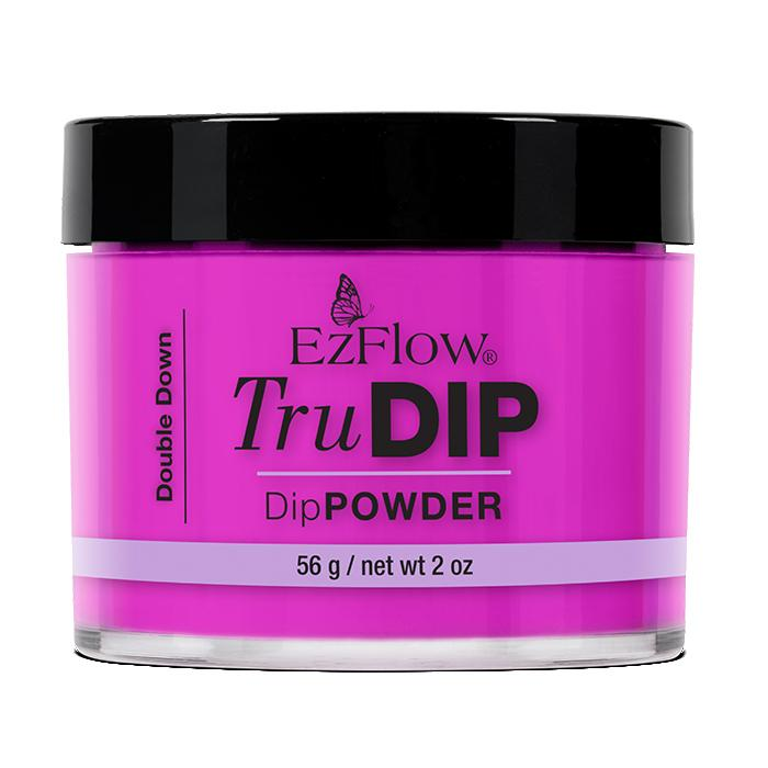 EzFlow TruDip Nail Dipping Powder - Double Down (56g)