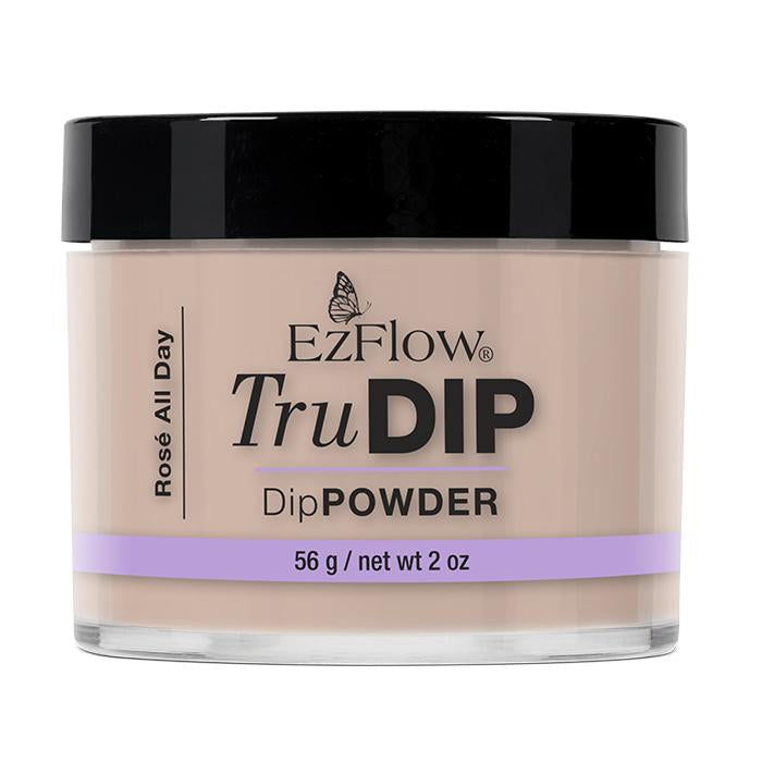 EzFlow TruDip Nail Dipping Powder - Rose All Day (56g)