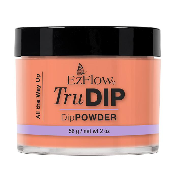EzFlow TruDip Nail Dipping Powder - All the Way Up (56g)