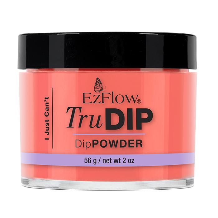 EzFlow TruDip Nail Dipping Powder - I Just Can't (56g)