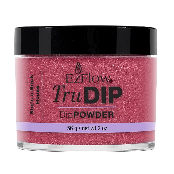 EzFlow TruDip Nail Dipping Powder - She's a Brick House (56g)