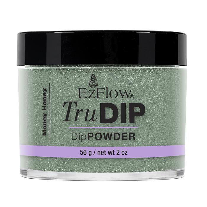 EzFlow TruDip Nail Dipping Powder - Money Honey (56g)