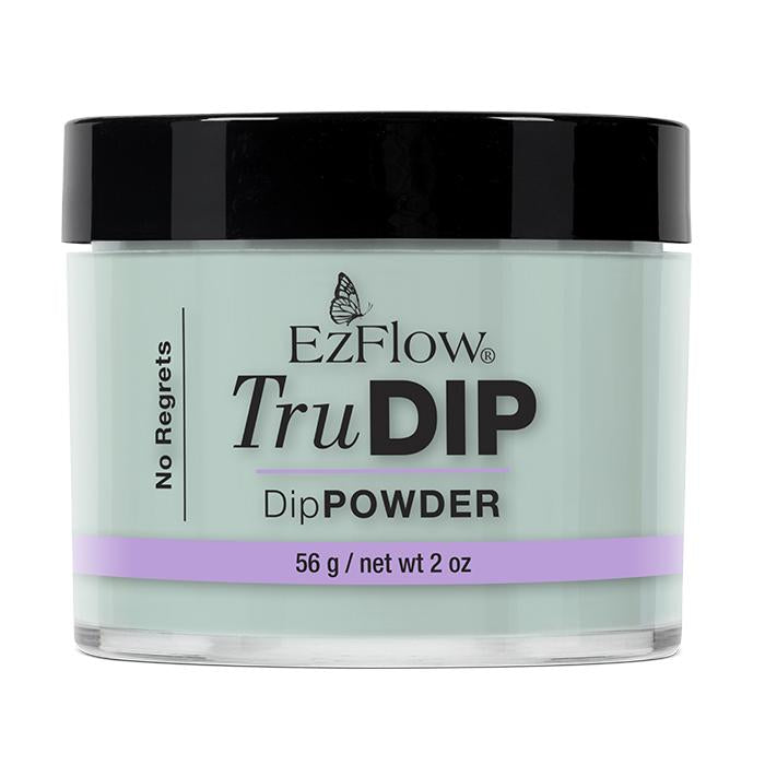 EzFlow TruDip Nail Dipping Powder - No Regrets (56g)