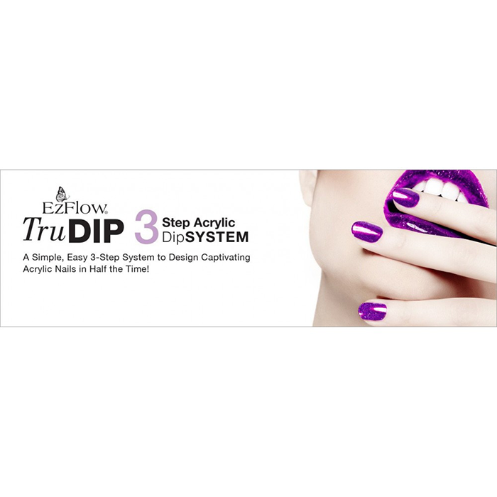 EzFlow TruDip 3 Step Acrylic Dipping System (Pro Kit)