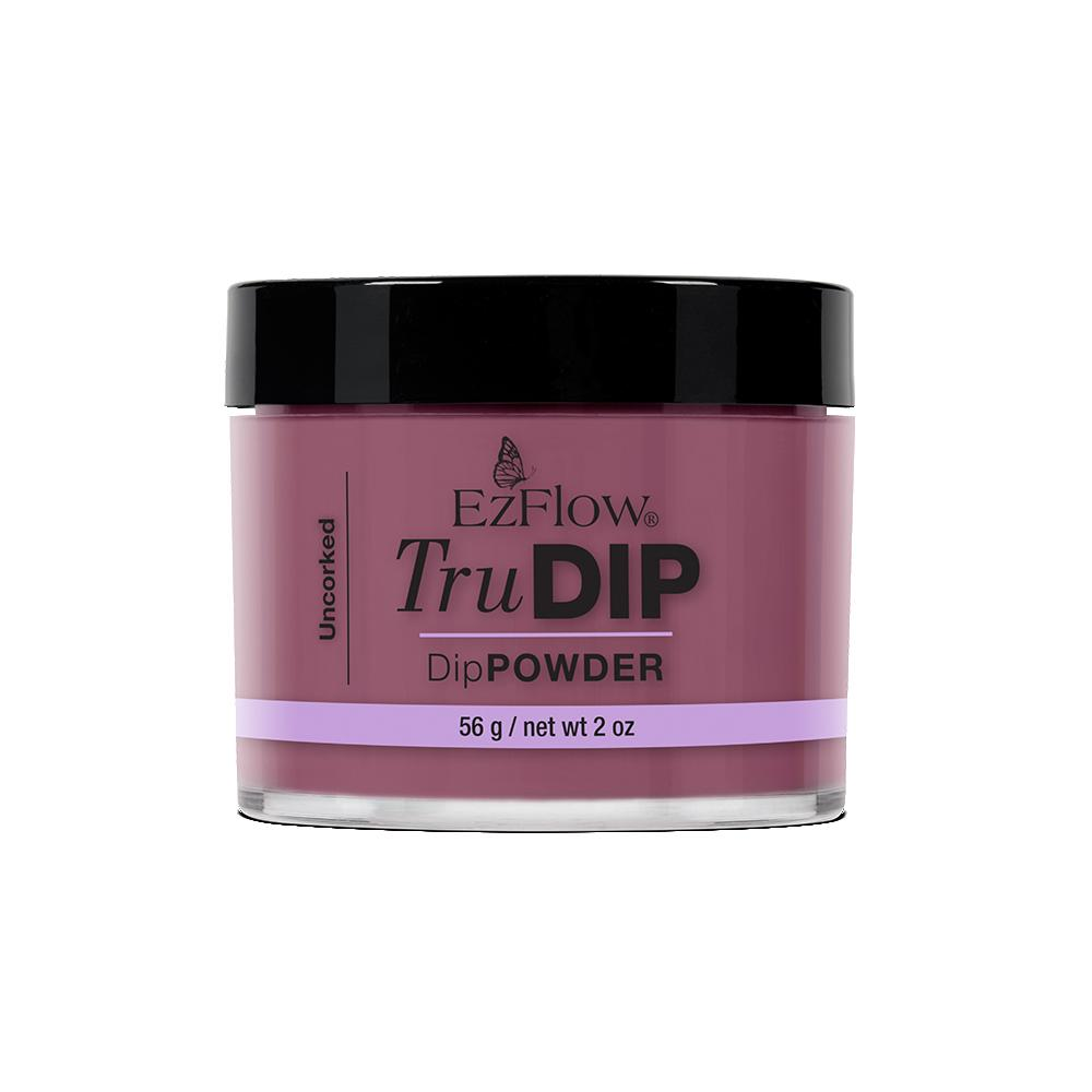 EzFlow TruDip Nail Dipping Powder - Uncorked (56g)