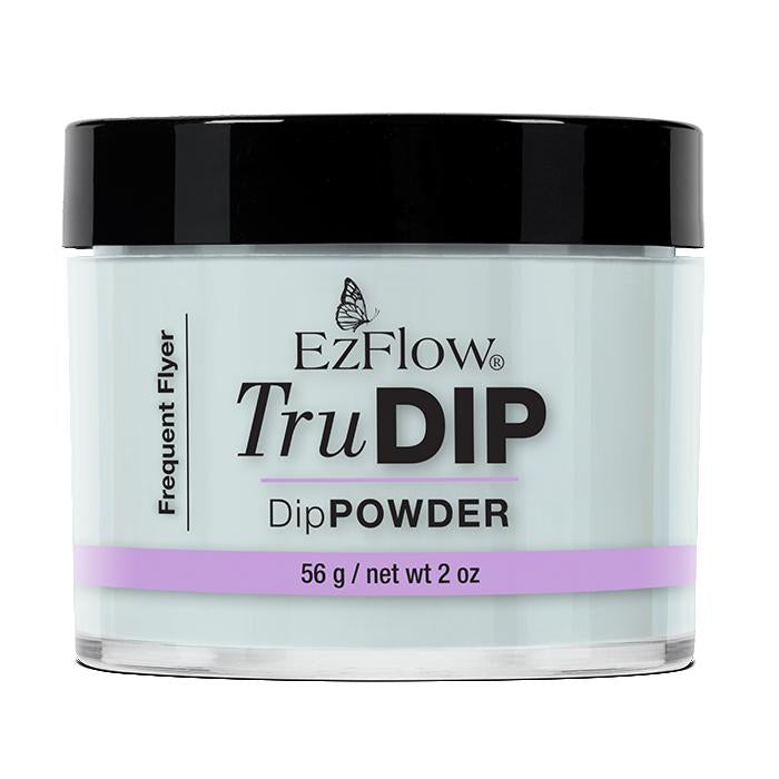 EzFlow TruDip Nail Dipping Powder - Frequent Flyer (56g)