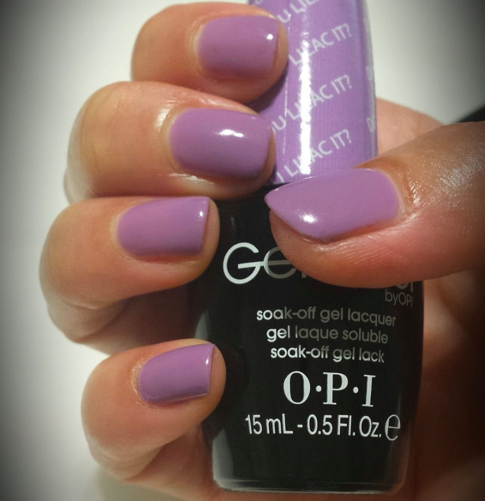 OPI GelColor GCB29 Do You Lilac It? 15ml