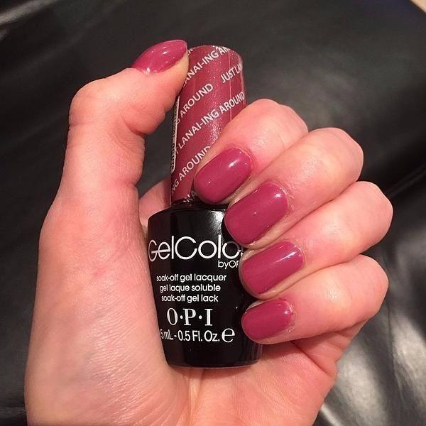 OPI GelColor GCH72 Just Lanai-ing Around 15ml