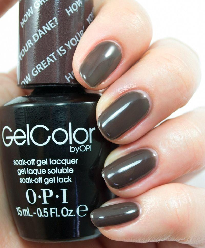 OPI GelColor GCN44 How Great is Your Dane? 15ml