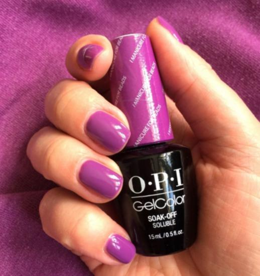 OPI GelColor GCN54 I Manicure For Beads 15ml