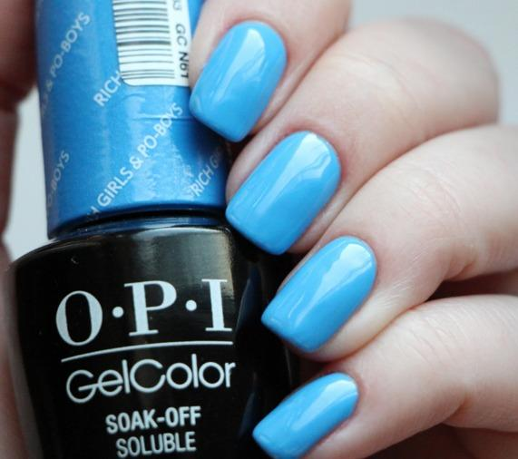 OPI GelColor GCN61 Rich Girls & Po-Boys 15ml