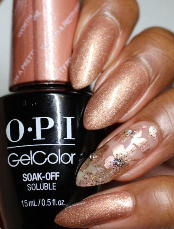 OPI GelColor GCV27 Worth a Pretty Penne 15ml