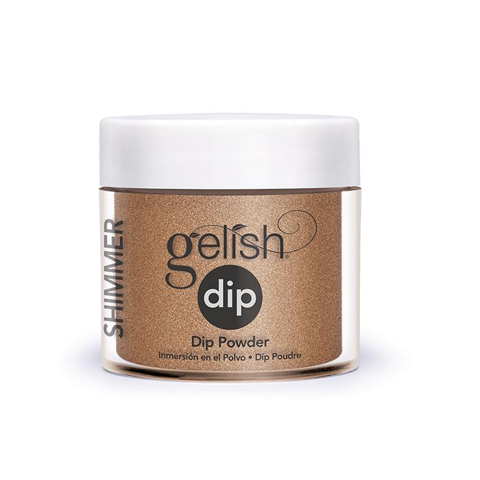 Gelish Dip Powder Bronzed & Beautiful (23g)
