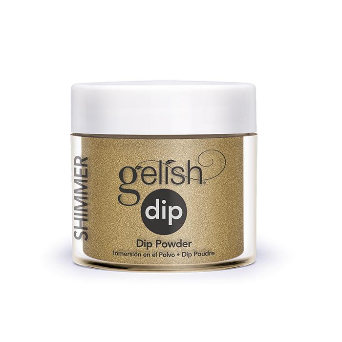 Gelish Dip Powder Give Me Gold (23g)