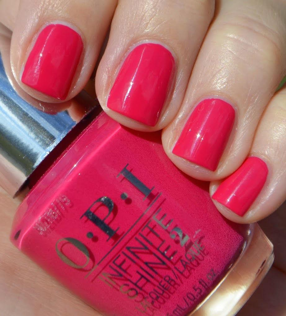 OPI Infinite Shine ISL05 Running with the In-finite Crowd 15ml