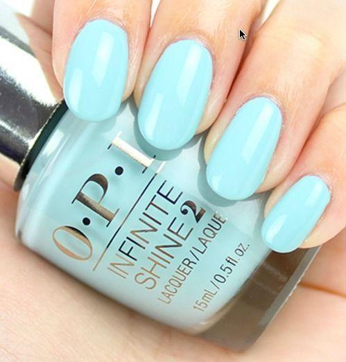 OPI Infinite Shine ISL33 Eternally Turquoise 15ml