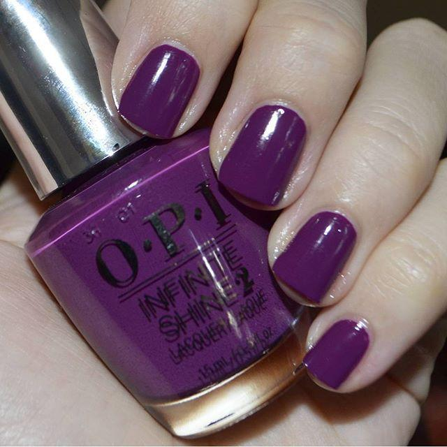 OPI Infinite Shine ISL52 Endless Purple Pursuit 15ml